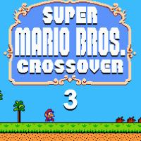 Super Mario Crossover 3 - Mario Game