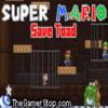 Super Mario Save Toad - Mario Game