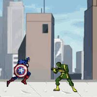 The Avengers: Captain America - Disney Game