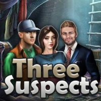 Three Suspects - Hidden Object Games