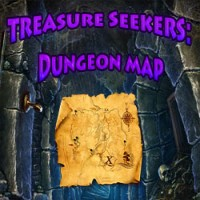 Treasure Seekers: Dungeon Map