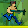 Uber Commando - Action Games