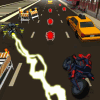 Ultimate Spider-Cycle - Marvel Game