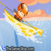 Upstream Kayak - Sports Games