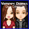 Vampire Diaries Style Dressup - Games for Girls