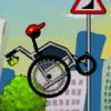 Wheelchair - Stickman Game