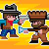 Wild Pixel West - Action Games