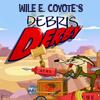 Wile E Coyotes Debris Derby