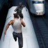 Wolverine Tokyo Rail Rush - Action Games