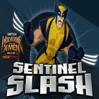 play Wolverine Sentinel Slash now