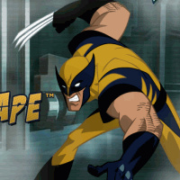 Wolverine MRD Escape - Action Games