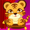 Baby Tiger Dress Up
