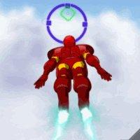 Iron Man Makluan Ring Rampage