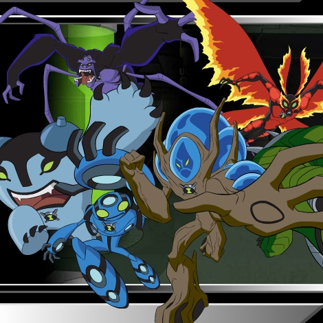 Ben 10 Games Alien Ultimate Defense