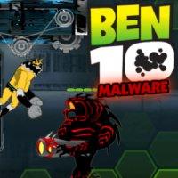 Ben 10 Malware Game Online
