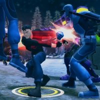 Young Justice Brawl of Justice