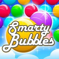 Bubble Shooter Smarty Bubbles