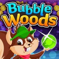 Bubble Shooter Bubble Woods