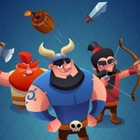 Strategy Games Clash of Vikings