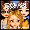 Degrassi Style Dressup - Alex, Ashley & Darcy - Games for Girls