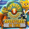 Sprill and Ritchie Adventures in Time