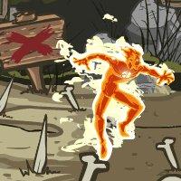 Fantastic Four Mechanized Maelstrom