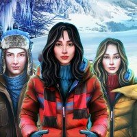 Hidden Object Games Frozen Treasure