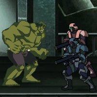Hulk Vs