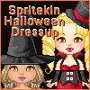 Spritekins Halloween Dressup