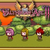 Valthirian Arc 2 Game