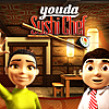 Sushi Chef - Time Management Game