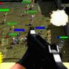 Zombie Battlefield - Shooting Games
