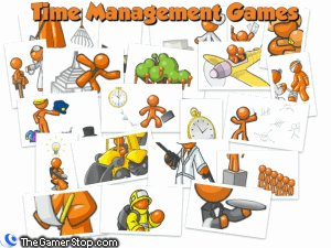 Time Management Games Online