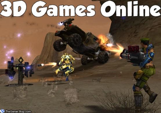 3D Games Online