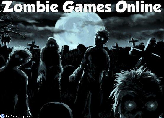 Zombie Games Online