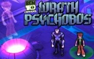Ben 10 Wrath of Psychobos