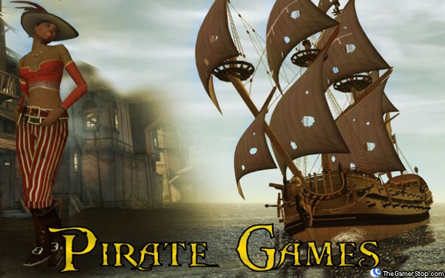 free games play online pirate games