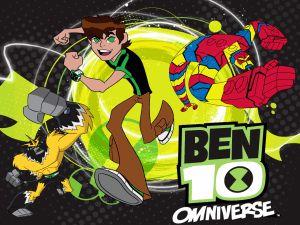 Play Ben 10 Games Online
