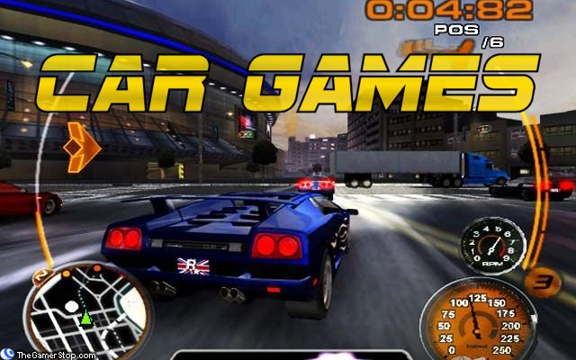play free online 100 car games
