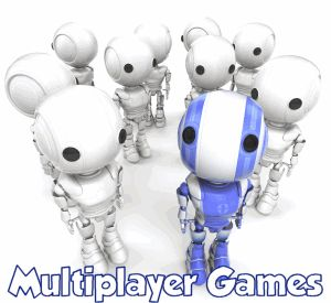 All Online Multiplayer Games