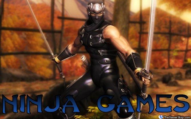 Ninja Games