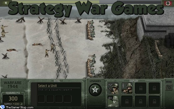 Strategy War Games