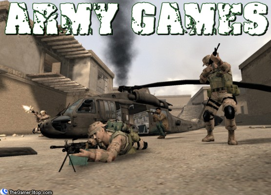 Free Army Games