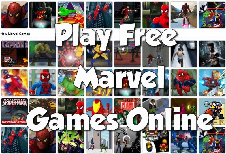 Marvel Games Online