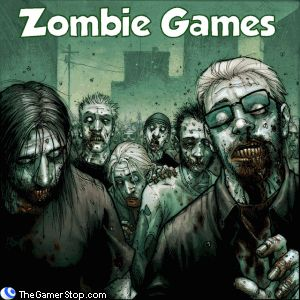 Free Zombie Games Online
