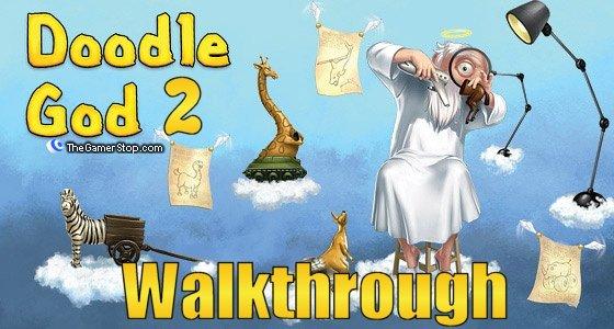 Doodle God 2 Walkthrough