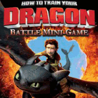 How To Train Your Dragon Battle Mini-Game