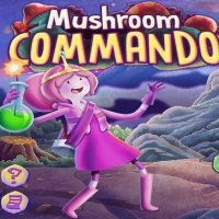 Adventure Time Games Mushroom Commando