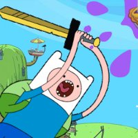 Adventure Time Games NEPTR out of CTRL
