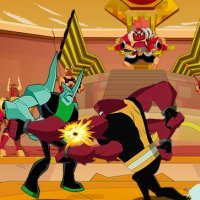 Ben 10 Games Omniverse Final Clash